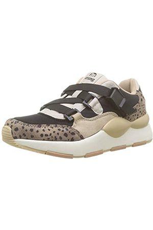 MTNG Attitude Damen 69635 Sneakers, Mehrfarbig (Guepardo Piedra/Negro C47421)