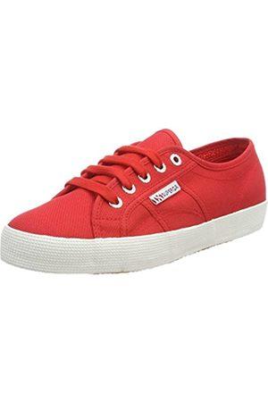 Superga Unisex-Kinder 2750-cotbumpj Sneaker, (Red White)