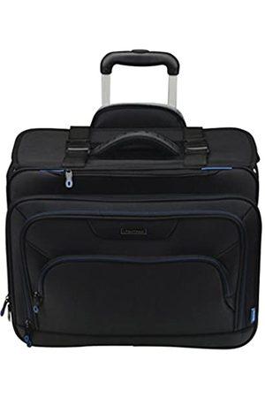 LIGHTPAK Businesstrolley PIONEER, Pilotenkoffer aus Polyester, Businesskoffer mit Organizer-Fach Koffer, 47 cm