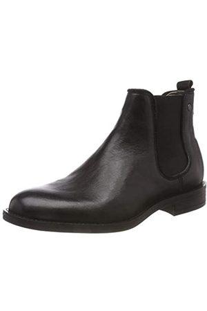 Sneaky Steve Damen Lomond II Chelsea Boots, (Black 000000)
