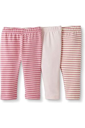 Moon and Back by Hanna Andersson Unisex Kinder 3 Pack Legging