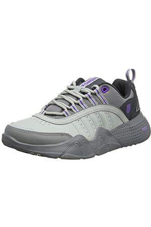 K-Swiss Damen CR-Castle Sneaker, (Gray Violet/Neon Violet 057)