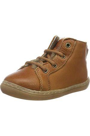 Bisgaard Unisex Baby Vibs Sneaker, (Cognac 500)
