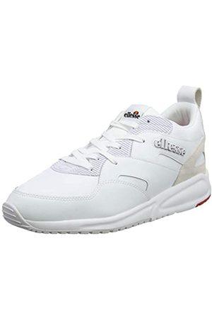 Ellesse Damen Potenza Sneaker, (White/White Wht/Wht)