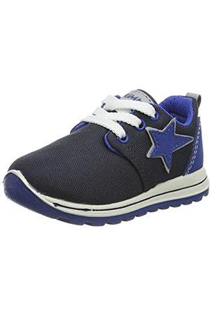 Primigi Baby Jungen PTI 33723 Sneaker, (Blu Sc/Bluette 3372333)