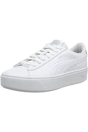 Puma Damen Sneakers Sneaker Vikky Stacked L, ( White)