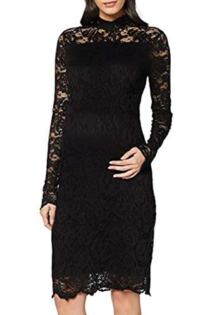 Supermom Damen Dress Ls Lace Kleid