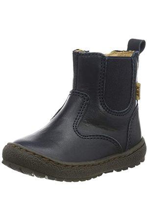 Bisgaard Unisex-Kinder Ebba Chelsea Boots, (Navy 602)
