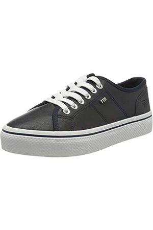 TOM TAILOR Damen 8095202 Sneaker, (Navy 00003)