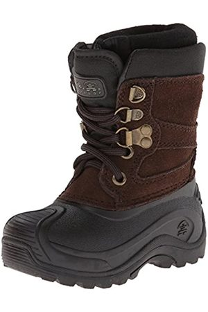 Kamik Unisex-Kinder NATIONJR Schneestiefel, (DBR-Dark Brown)