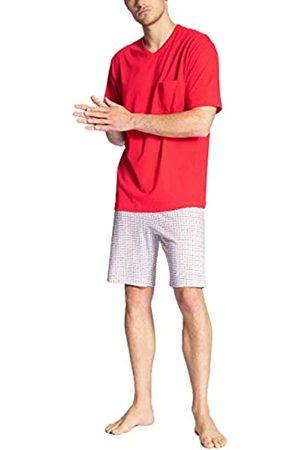 Calida Herren Relax Imprint 3 Zweiteiliger Schlafanzug