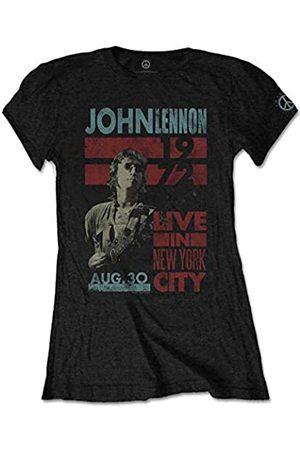 John Lennon Damen Live In NYC T-Shirt