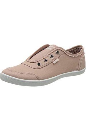 Skechers Damen Bobs B Cute - Total Catch Sneaker, Pink (Blush Blush)