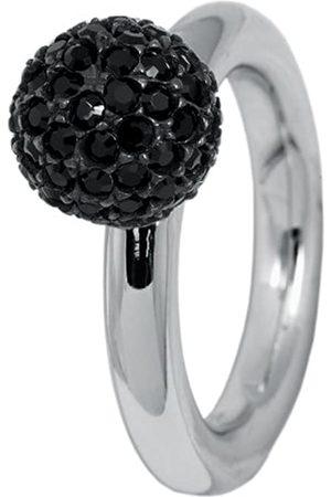 Burgmeister Damen-Ring 925 Sterling Silber Kristall Swarovski Gr.54 (17.2) JBM1112-126