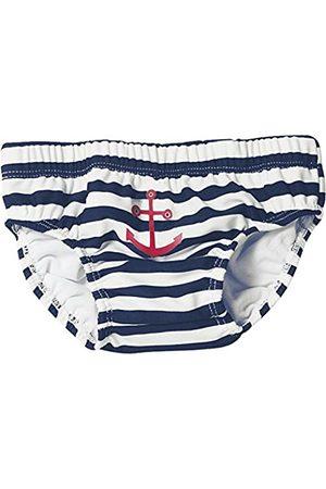 Playshoes 460110 Jungen Schwimmwindel UV-Schutz Windelhose Maritim