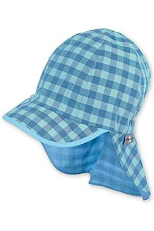 Sterntaler Baby-Jungen Worker-Cap with Neck Protection Mütze