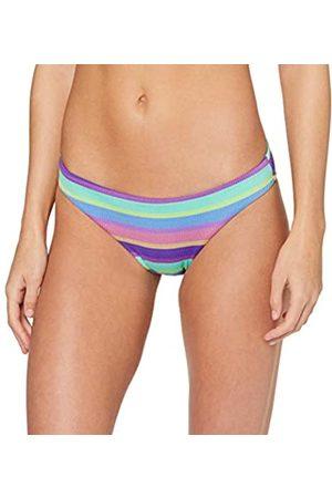 Seafolly Damen Baja Stripe Hipster Bikinihose