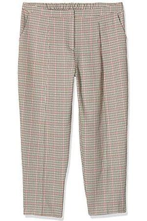 New Look Damen T Bella Check Slim Leg TRS Hose