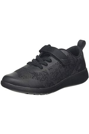 Clarks Mädchen Scape Bright K Mokassin, (Black Interest Black Interest)