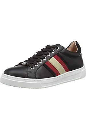 unisa Damen FAROLA_20_NF Sneaker, (Black/ROUG Black/ROUG)