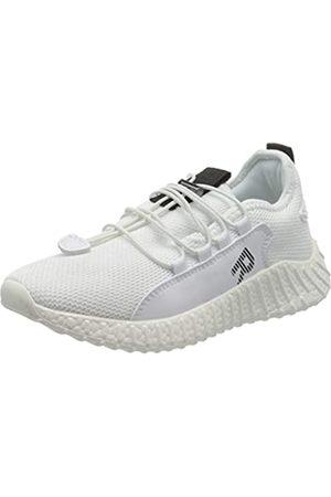 Richter Kinderschuhe Unisex-Kinder Taylor Sneaker, (White/Black 0100)