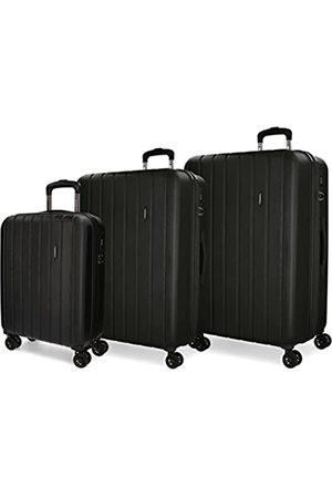 MOVOM Wood Koffer, Set 3 Koffer