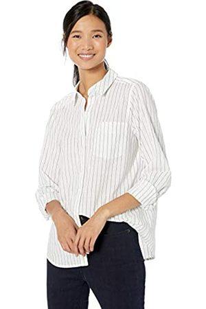 Goodthreads Washed Cotton Boyfriend button-down-shirts