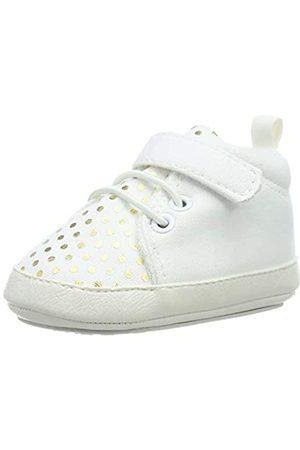 Sterntaler Baby Mädchen Schuh Hausschuhe, (White 500)