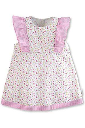 Sterntaler Baby - Mädchen Robe Bébé Kleid, Weiß (Weiss 500)