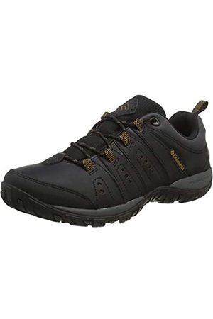 Columbia Herren Woodburn Multisport-Schuh, (Black, Goldenrod 010)
