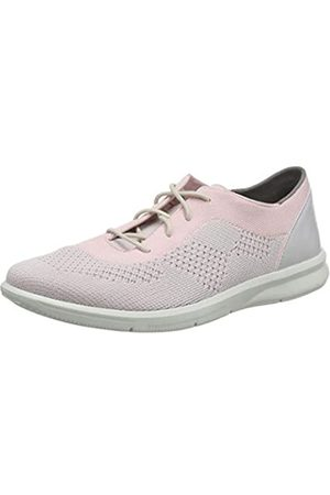 Rockport Damen Ayva Washable Knit Tie Sneaker, Pink (Pink 001)