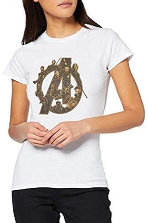 Marvel Damen Infinity War Avengers Logo
