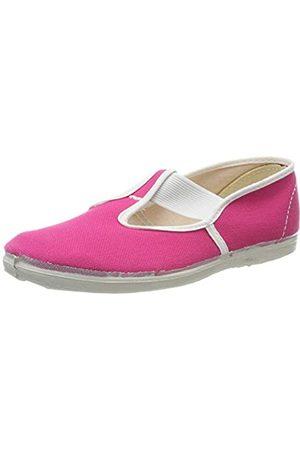 Beck Mädchen Basic Multisport Indoor Schuhe, Pink (Pink 06)