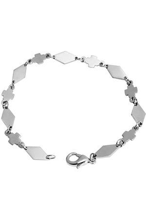 Akzent Damen-ArmbandEdelstahl316L003550000101