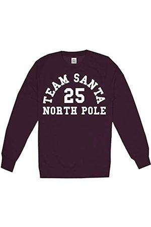 GAME ON Damen Team Santa Sweatshirt