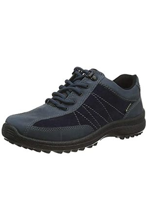 Hotter Damen Mist GTX Extra Wide Walking-Schuh, Blue River-Navy, 39