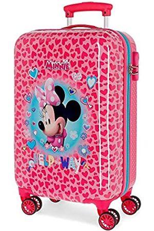 Disney Hartschalenkabinenkoffer 55 cm Minnie Help