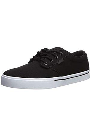 Etnies Men's Jameson 2 ECO Skateboarding Shoes, Black (992-Black/White/Black 992)