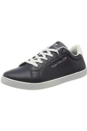 TOM TAILOR Herren 8082801 Sneaker, (Navy 00003)