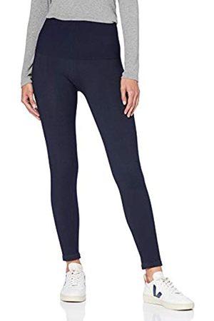 FIND Leggings Damen mit Jeans-Optik und hohem Bund