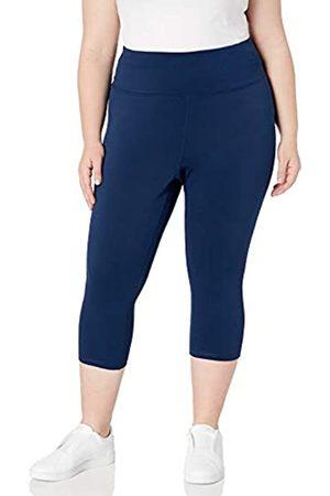 Amazon Plus Size Performance High-Rise Capri athletic-leggings