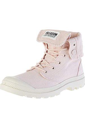 Palladium Unisex-Erwachsene BGY Organic U Hohe Sneaker, Pink (Peach Blush T24)
