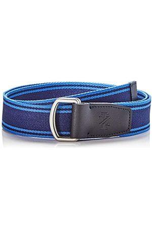 Izod Herren Two Color Stripe Belt Gürtel