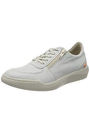 softinos Damen BLAI573SOF Sneaker, (White 007)