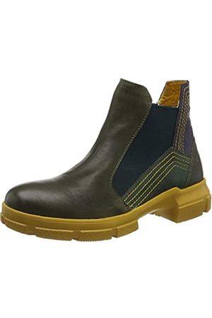 Think! Damen IAZ_585134 Chelsea Boots, Mehrfarbig (Rosmarin/Kombi 65)