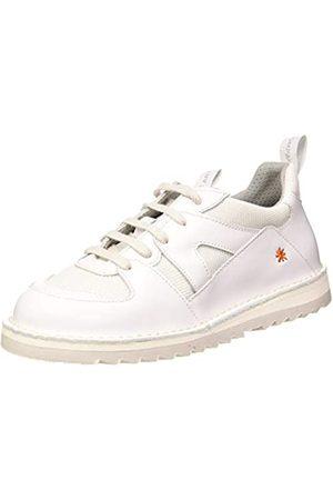 Art Unisex-Kinder A943 Derbys, (White White)