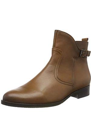Gabor Shoes Damen Comfort Sport Stiefeletten, (Cognac/Ef (Micro) 61)