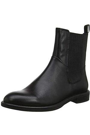 Vagabond Damen Amina Chelsea Boots, (Black 20)