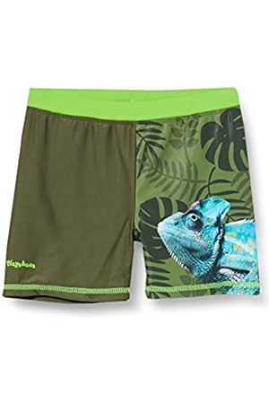 Playshoes Jungen Chamäleon Badehose