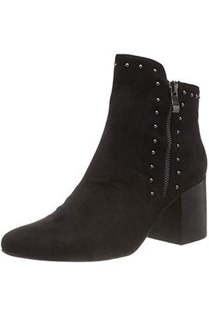 Bianco Damen Ankle Boot with Details Stiefeletten, (Black 110)